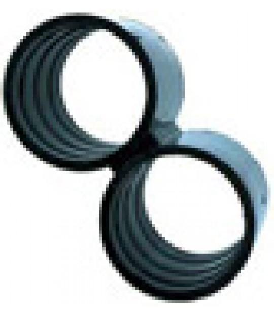 Dobbel ring til endeknekk 16mm
