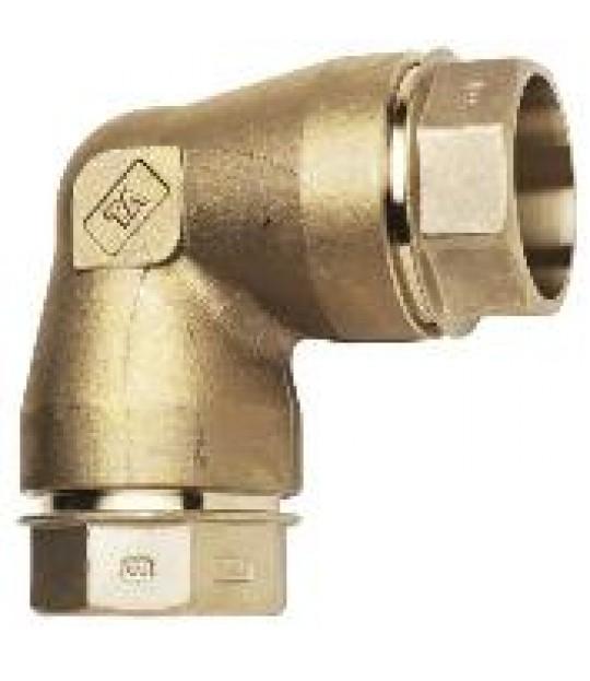 Alboge PE Messing, 50 mm