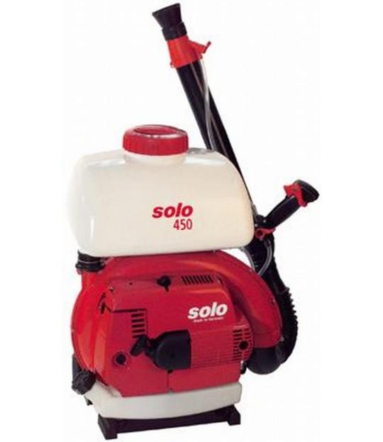 Ryggtåkesprøyte Solo 450-01, 13 liter