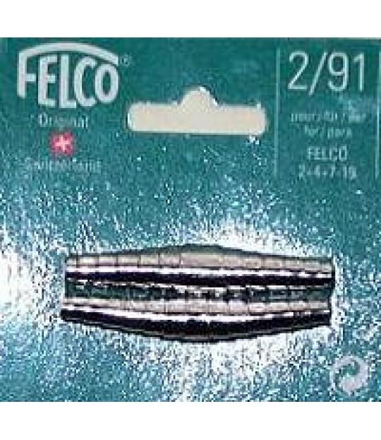Reservefjør Felco saks, 2-pakk