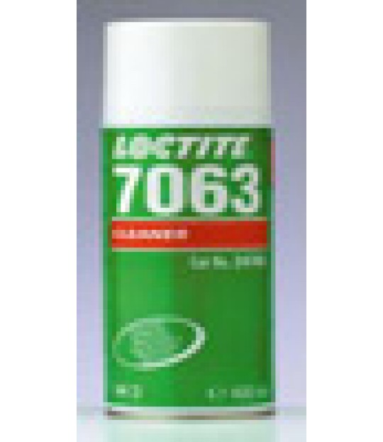 Rensemiddel_Avfeitting, Loctite 7063, 400ml spray