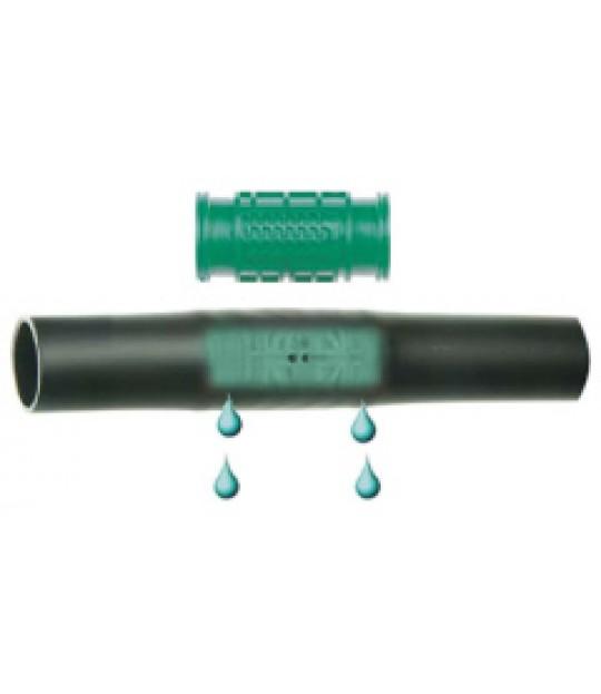 Dryppslange 16mm AquaBridge , 2,0 l/T, 0,33m, 400m