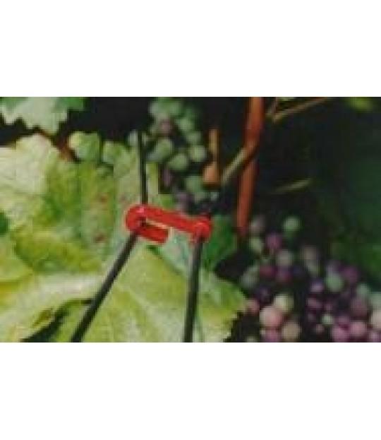 Plastkrok for kopling av strenger i bær, 1000 stk
