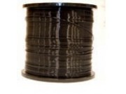 Bayertråd Deltex, svart, 3,0mm, 2000 meter