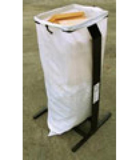 Potetsekk 50 kg, plaststrie 70x110 cm