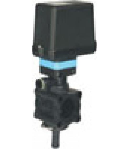 Elektrisk seksjonsventil 3-polig
