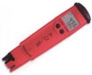 Temperatur og hygrometer