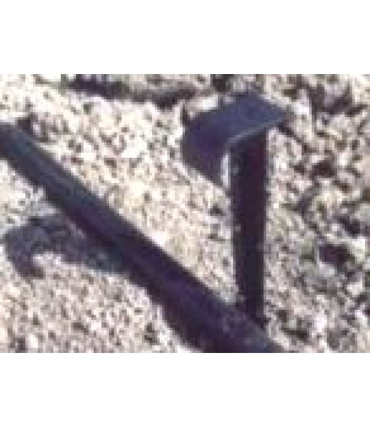 Jordspyd til dryppslange 12-20mm