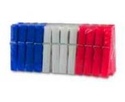 Klesklype Solveig, 24-pakning, plast