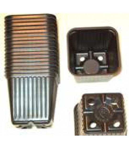 Potter firkant 75mm til SB_TB 575-24_28, 2400 stk