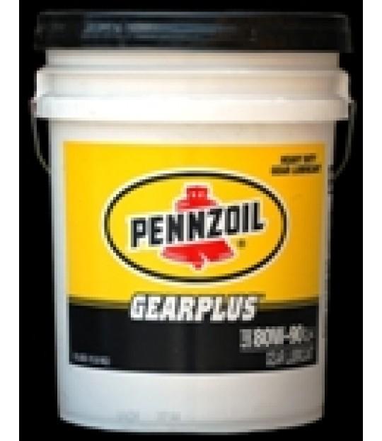 Pennzoil Gearplus 80W-90 GL-5 LS, 19 ltr
