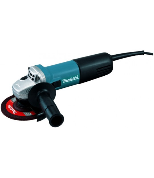 Makita Vinkelsliper 9558HN, 125mm, 840W