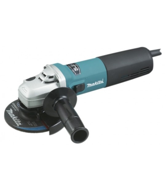 Makita Vinkelsliper 9565H, 125mm, 1100W