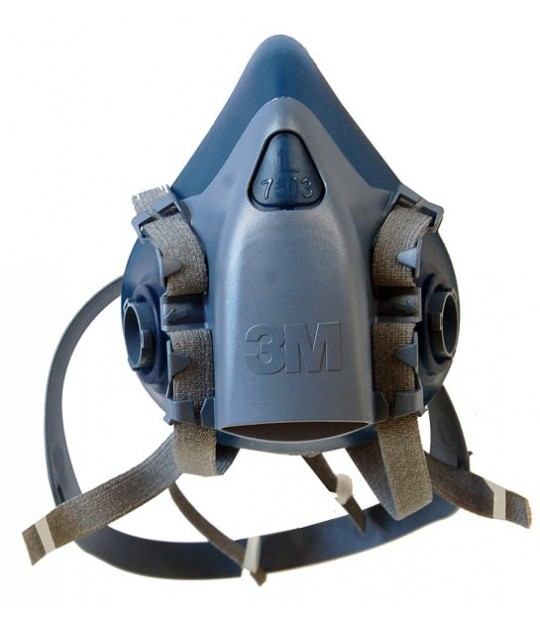 Halvmaske 3M Str. M