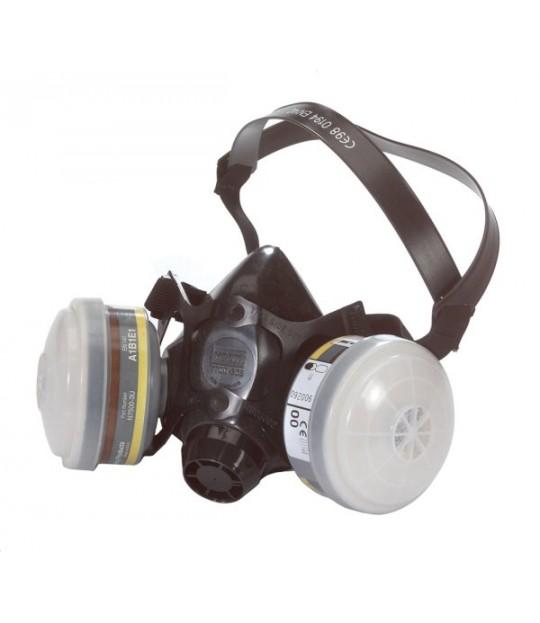 Vernemaske Halvmaske North N5500 u/filter