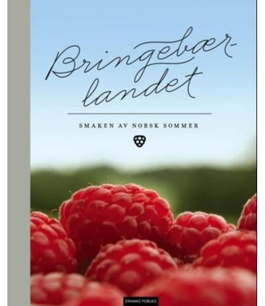 Bok _Bringebærlandet_, Innb. Roy Jacobsen