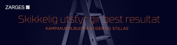 Zarges hostkampanje banner