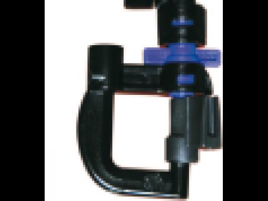 Dyse roterende 1,0mm (Lilla) til Aquamic