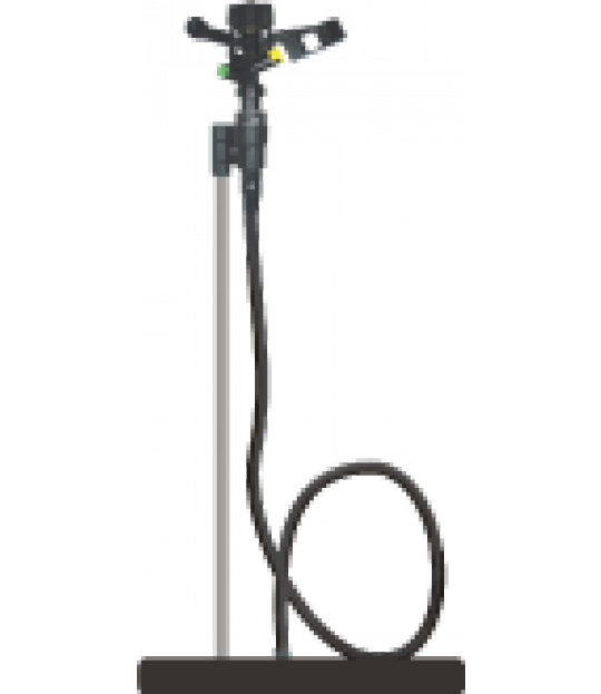Mini sprinkler KIT P1372, 13mm PVC slange og stålspyd