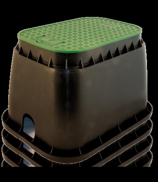 Ventilbrønn EzOpen PZR 113 - Standard 12
