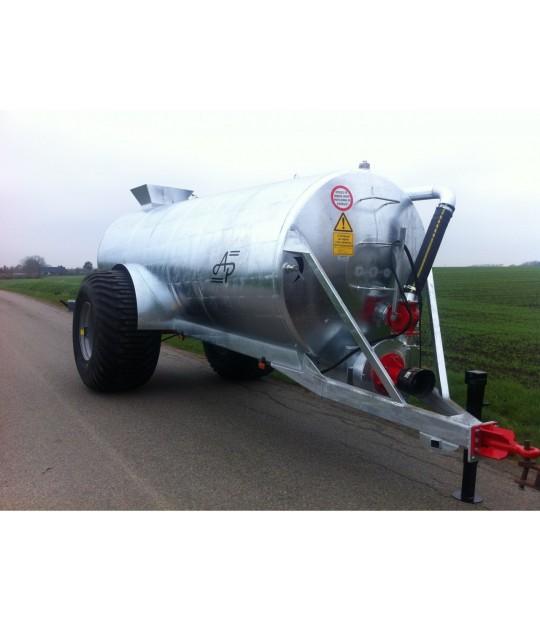 Vakumvogn Garcia, 4700 liter