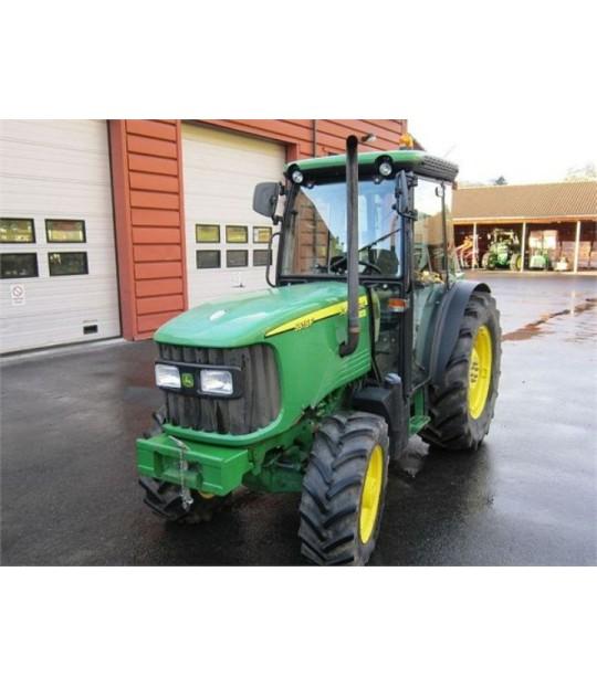 Brukt traktor, John Deere F5150