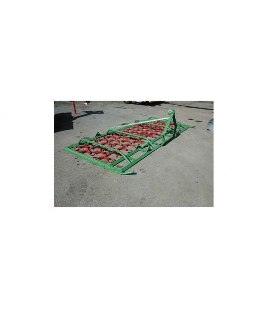 Mose- og gjødselharv 4 meter