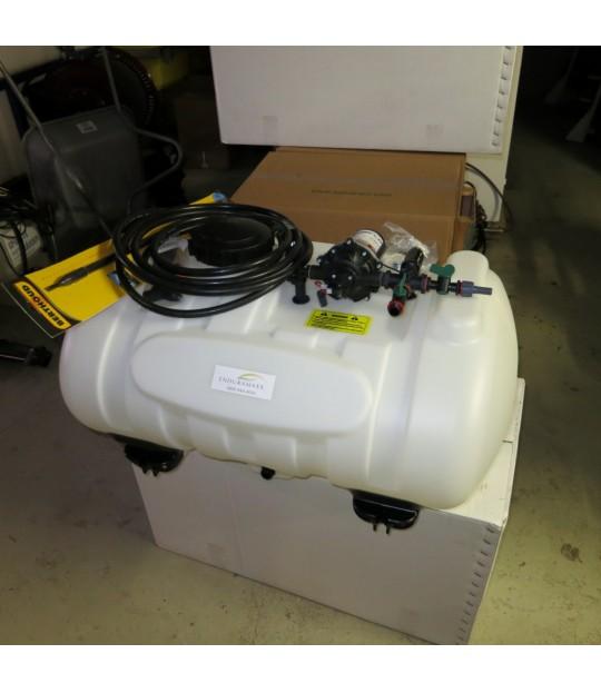 ATV sprøyte Flex 95 ltr. 12V, 11,6 l/m, komplett