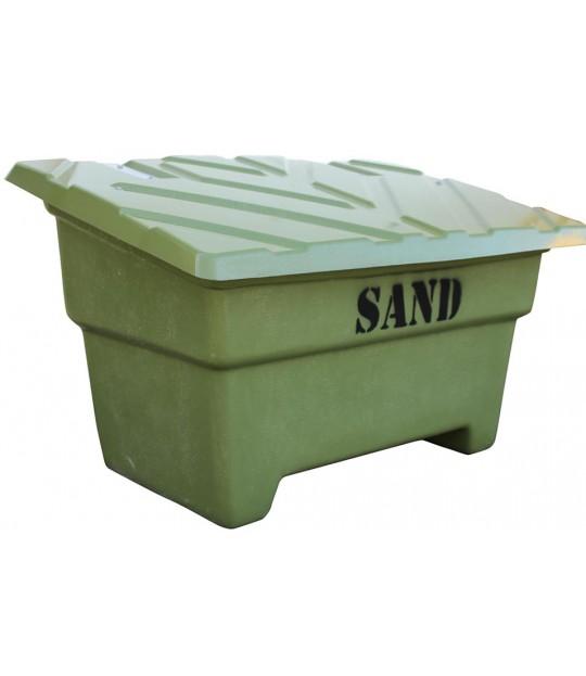 Strøkasse 150 liter Grønn, 83x50x70 cm