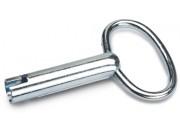 Ekstra nøkkel til AD låskasse Magnus