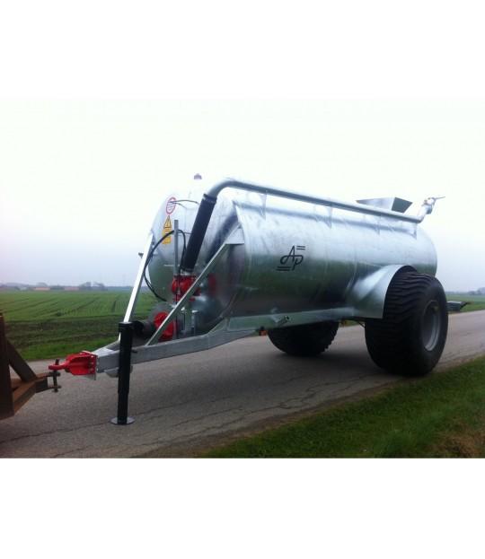 Kombijetvogn Garcia, 7000 liter
