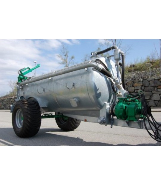 Vakumvogn Garcia, 7000 liter