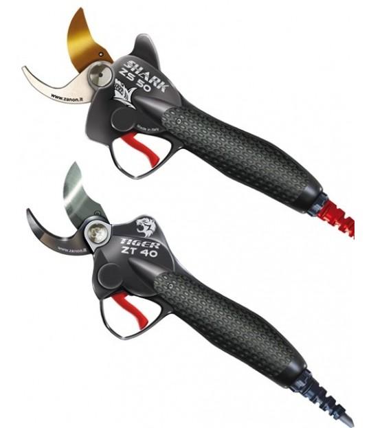 Batterisaks Zanon ZT-50 Shark, 50mm