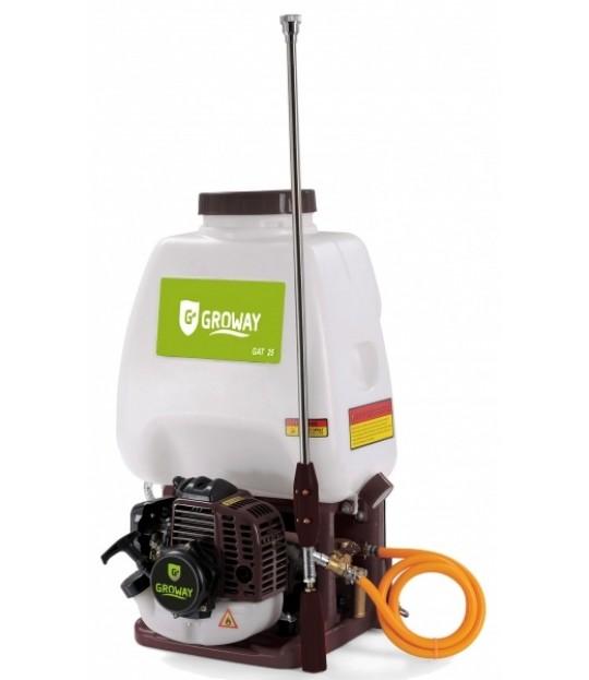 Motorryggsprøyte Groway GAT 25, 20 liter