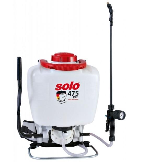 Ryggsprøyte Solo 475 PRO, manuell, 15 Liter