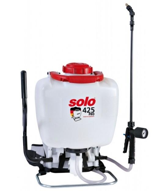 Ryggsprøyte Solo 425 PRO, manuell, 15 Liter Stempel