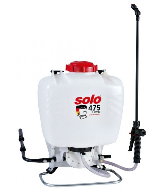 Ryggsprøyte Solo 475 Classic, manuell, 15 Liter