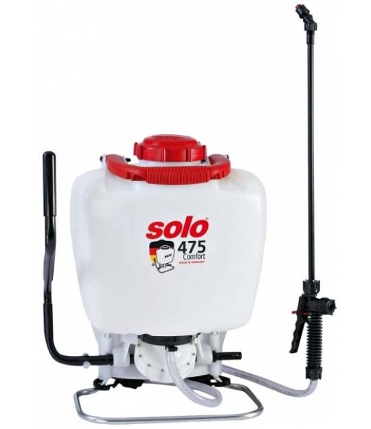 Ryggsprøyte Solo 475 Comfort, manuell, 15 Liter Membran