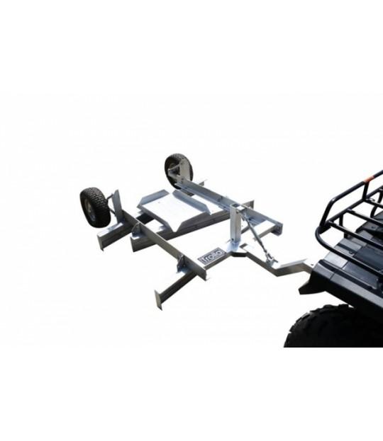 Vegskrape Trolla for ATV 140 cm