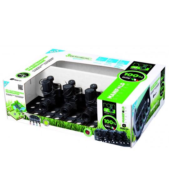 Ventilbrønn KIT m/4 RN 150 1