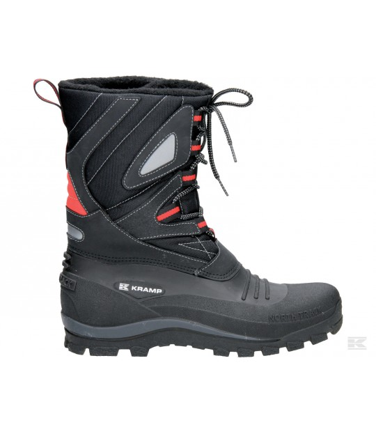 Vinterstøvel Canadian boots svart str. 41