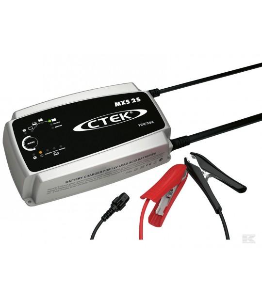 Batterilader CTek MXS 25.0 EU 12V 25A