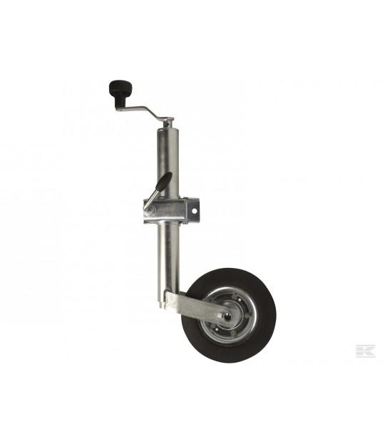 Nesehjul med massiv hjul 200 x 50 mm