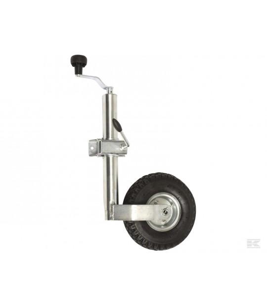 Nesehjul med luftgummihjul 260 x 85 mm