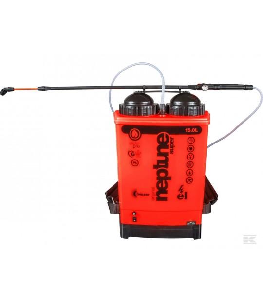 Ryggsprøyte Kwazar Neptune 15 liter Batteridrift