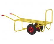 Halmballe / Gartnervogn Ravendo 400 kg
