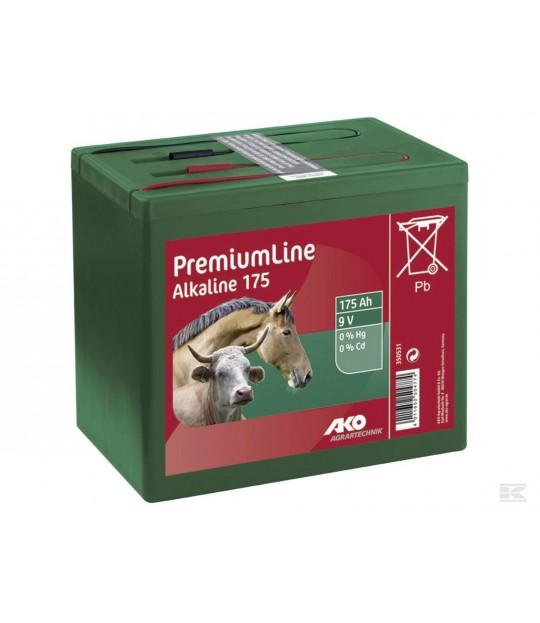 Batteri 9V 170 Ah Alkaline