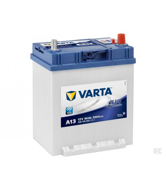 Startbatteri Varta 12 V 40 amp