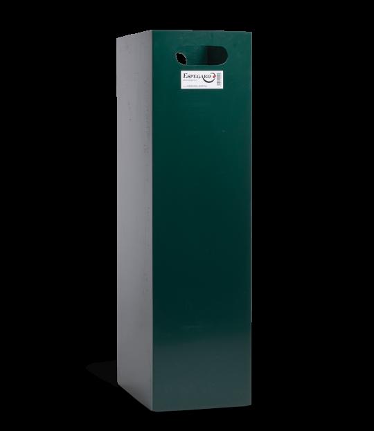 Sekkekanal grønn 60/80 liter