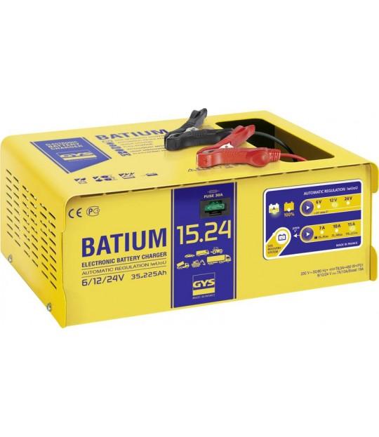 Batterilader GYS Batium 7.24, 6-12-24 V